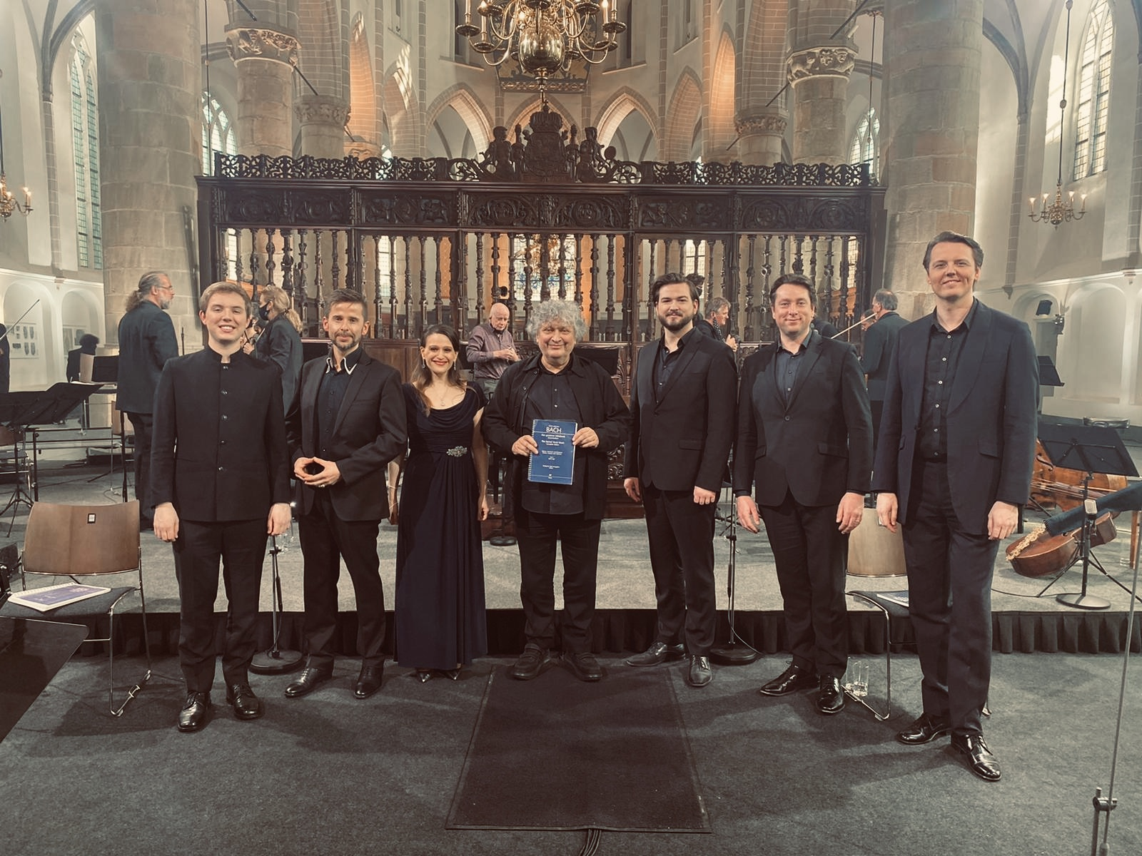 Johannes Passion with René Jacobs