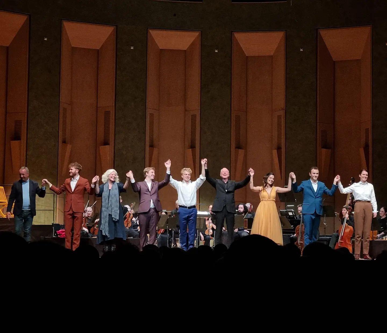 Partenope Paris Philharmonie